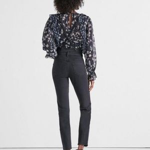 Lucky Brand Jeans - Lucky Brand High Rise Bridgette Skinny Jeans